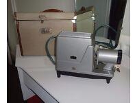 Vintage Prinz 300 Slide Projector with Case