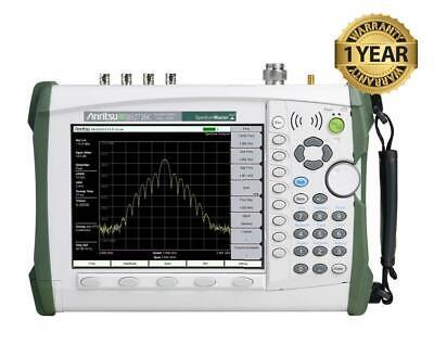 Anritsu Ms2726c Handheld Spectrum Master Analyzer Ms2726