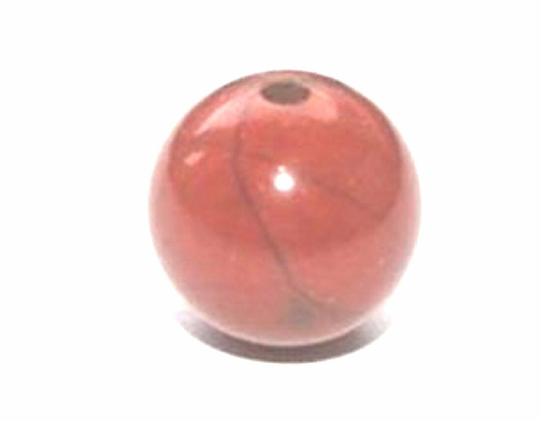 SEMI PRECIOUS RED AGATE CRYSTAL GEMSTONE BEADS STONES Various sizes available
