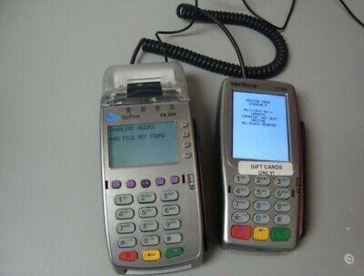 Verifone Vx520 Vx820 Credit Card Terminal And Pin Pad Chip Reader Ships Free