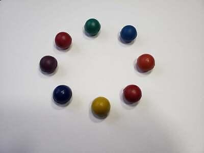 8 Set Color Removable Balls for Tuning Forks
