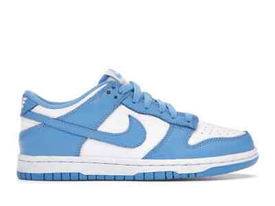 Nike Dunk Low UNC (2021) DD1391-102 -- Size 8 -- BRAND NEW