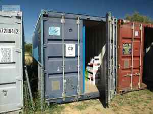 3 qty 20' Containers -at Danthonia Elsmore Inverell Area Preview