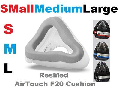 Resmed AirTouch F20 Memory Foam Cushion Full Face Cushion Brand New Full Face Cushion