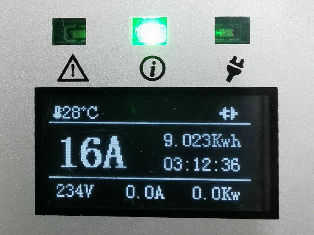 Ladegerät Stromverbrauch