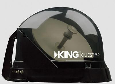 KING  ONE PRO PREMIUM SATELLITE ANTENNA VQ4800 FOR RV, DIRECTV, BELL OR DISH