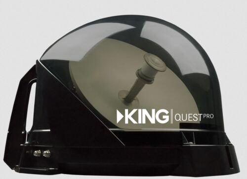 King  One Pro Premium Satellite Antenna Kop4800 For Rv, Directv, Bell Or Dish