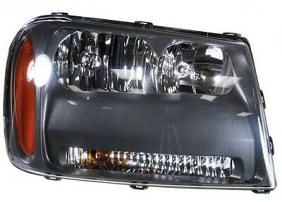 Fit 2006 2007 2008 2009 Chevrolet TrailBlazer LT Headlight Right Passenger Side