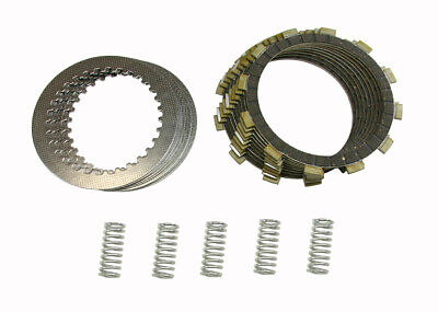 Complete Clutch Kit w/ Discs, Plates, Springs Yamaha YZ125 See Details For Years