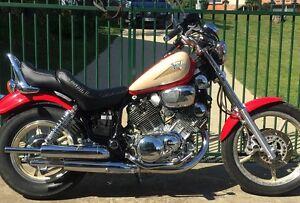 Yamaha XV750 Virago Cruiser $3900,may trade another road bike. Launceston Launceston Area Preview