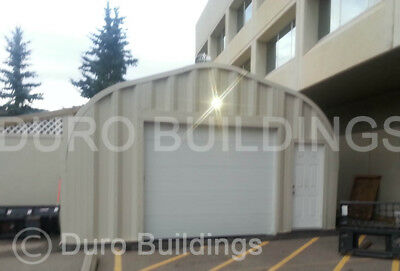 Durospan Steel G25x20x12 Metal Building Kit As Seen On Tv Factory Direct Save