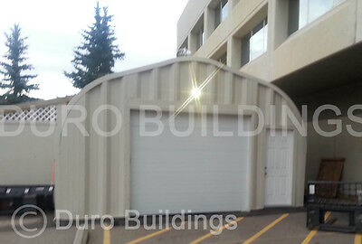 Durospan Steel 20x30x12 Metal Garage Shop Diy Home Building Kit Factory Direct