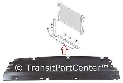 BRAND NEW RADIATOR AIR DEFLECTOR FOR FORD TRANSIT CONNECT NO AIRCON 2002-2003