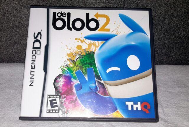 De Blob 2 Nintendo DS 3DS THQ