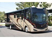 2013 Fleetwood Excursion 35B Diesel Pusher+Full body paint 4-Color Full Body pai