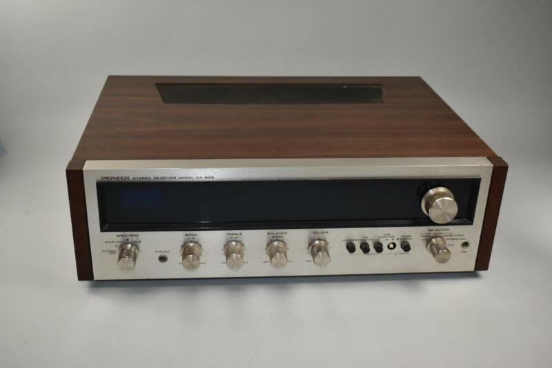 Pioneer 525 Stereo Receiver