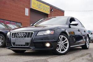 2012 Audi S4 Navi,Bluetooth,Sunroof