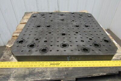 31-12 X 31-12 Ball Lock Bushing Cnc Machining Workholding Table Top