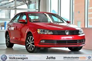 2015 Volkswagen Jetta Confortline