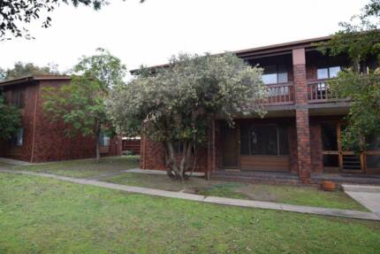 Fully furnished 2 bedroom unit in this sought after location!