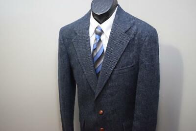 1526 Mens Chaps Ralph Lauren Tweed 100% Scottish Wool Blazer Sports Jacket 40 R