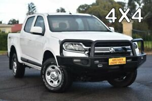 2019 Holden Colorado RG MY20 LS Pickup Crew Cab White 6 Speed Sports Automatic Utility Strathalbyn Alexandrina Area Preview