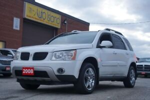 2008 Pontiac Torrent AWD,Sunroof