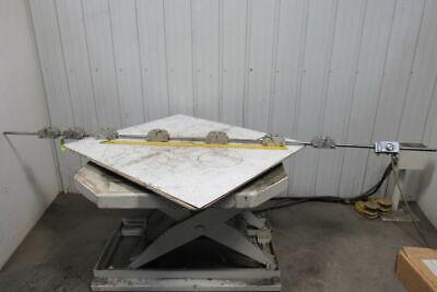 10 8-12 X 34 Slide Rail W8 Locking Pneumatic Slides For Weeke Bp-140 Atc