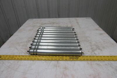 15-12 Between Frame 2 Groove Conveyor Drive 1.9 Roller 716 Hex Lot Of 10