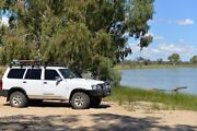 MY08 Nissan Patrol ZD30 Manual Turbo Diesel with New Complete Engine Wingfield Port Adelaide Area Preview