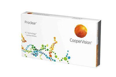 Proclear  von Cooper Vision  Kontaktlinsen  Monatslinsen Alle Stärken