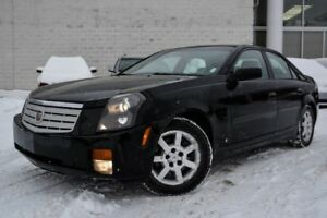 2007 Cadillac CTS RWD, RWD, LEATHER, SUNROOF, HEATED SEATS
