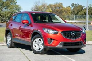 2014 Mazda CX-5 KE1071 MY14 Maxx SKYACTIV-Drive 6 Speed Sports Automatic Wagon