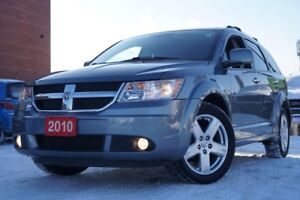 2010 Dodge Journey R/T,Low KMs,Camera,DVD,7PASS.,AWD,Leather