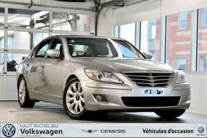 2010 Hyundai Genesis sedan