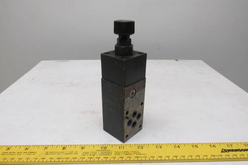 Parker PRM2 PAM-20DB Hydraulic Pressure Reducing Valve