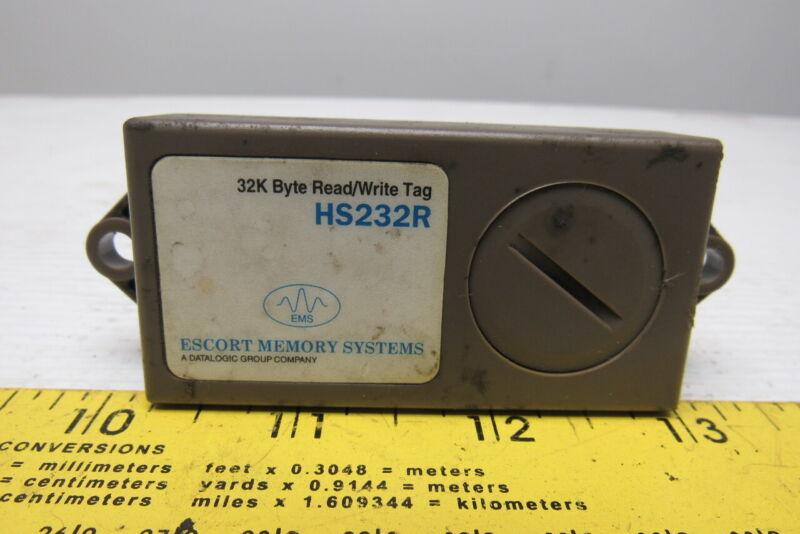 Escort Memory Systems HS232R  32K Byte Read/Write Tag