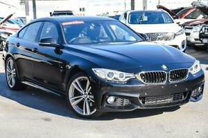 2015 BMW 428i F36 MY15 Gran Coupe Modern Line Black Sapphire 8 Speed Automatic Coupe