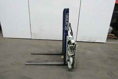 Cascade 25g-fds-a005r2 Lift Truck Fork Attachment Single-double Pallet Skid 36