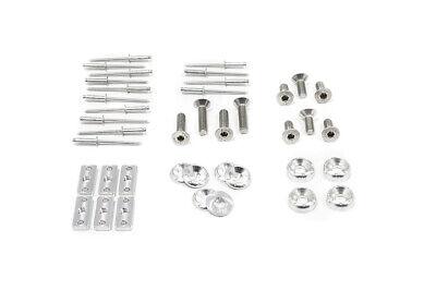 42 Draft Designs Engine Cover Hardware Kit - Audi TT 3.2 mk1