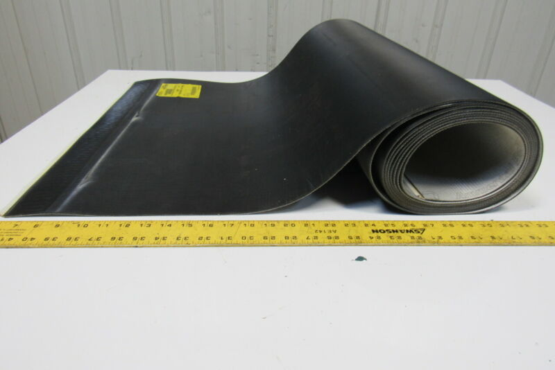 "Dematic 26"" Ribbed 2 Ply Conveyor Belt 200"""