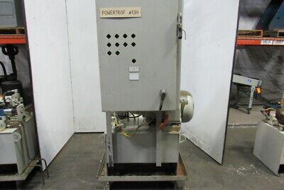 Morrell A10vso18dr31r 15hp Hydraulic Power Unit 40 Gal 3ph 15.7gpm 4000psi Pump