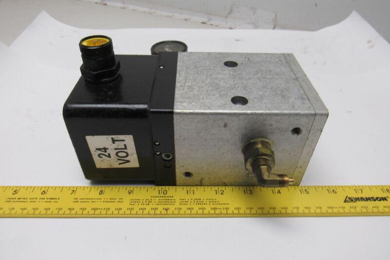 Parker PAR-15 W21542179B Regulating Pneumatic Valve