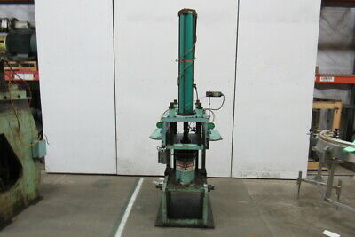 Barclay Machine Corp. Pneumatic C-frame Stamping Punch Press 12 Opening