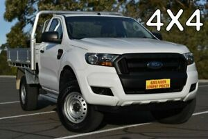 2016 Ford Ranger PX MkII XL White 6 Speed Manual Cab Chassis Enfield Port Adelaide Area Preview
