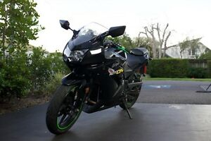 2008 Kawasaki Ninja 250R Pullenvale Brisbane North West Preview