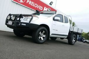 2012 Holden Colorado RG MY13 LX Space Cab 5 Speed Manual Cab Chassis