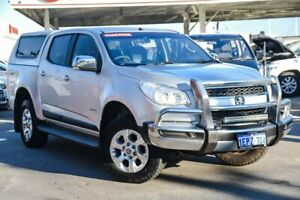 2014 Holden Colorado RG MY15 LTZ Crew Cab 6 Speed Sports Automatic Utility