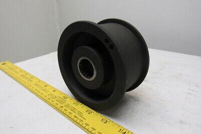 Dematic 4-12 Od 2 Flat Belt Idler Pulley 1 Needle Bearing Bore
