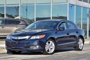 2015 Acura ILX Premium Package CUIR TOIT BAS KM AUTO LEATHER ROO